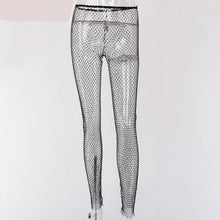 Load image into Gallery viewer, Diamond Mesh Pants