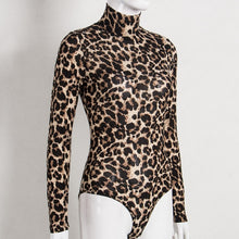 Load image into Gallery viewer, snake or Leopard Bodysuit