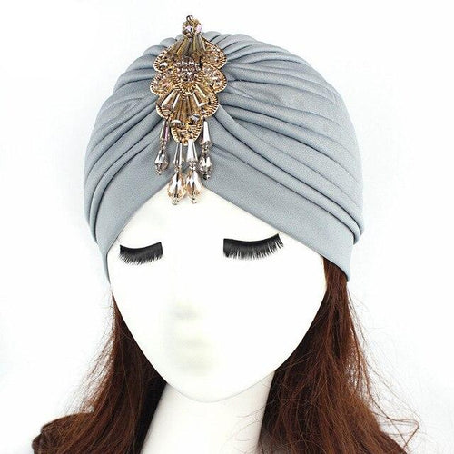 Luxury Divas Stretchable turban