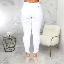 Load image into Gallery viewer, Women's Bodycon Casual Denim Pencil Pants