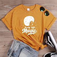 Load image into Gallery viewer, ONSEME Black Girl Magic T Shirt
