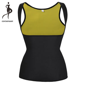 Waist Trainer Vest/Sweat Cincher Body Shaper
