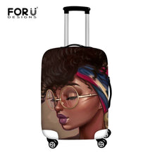 Load image into Gallery viewer, FORUDESIGNS Elastic Thick Luggage Protective Covers