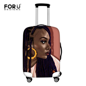 FORUDESIGNS Elastic Thick Luggage Protective Covers