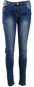 New Hot Selling Women's Denim Skinny High Waist Stretch Jeans