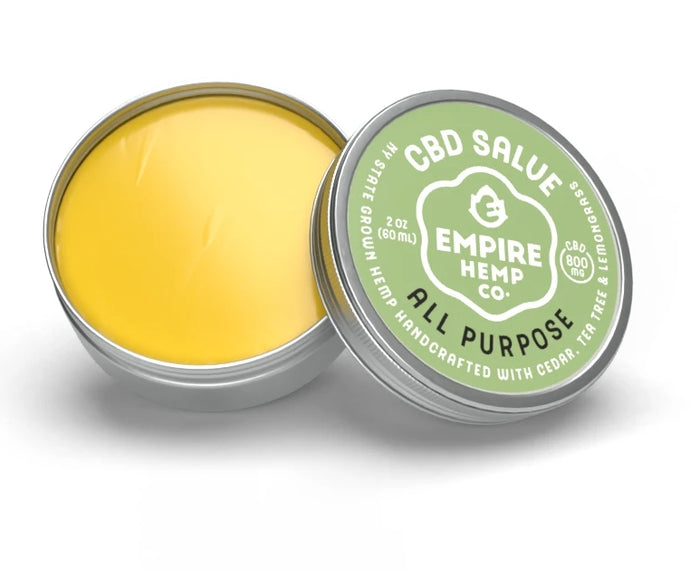 CBD Salve: The Definitive Guide for 2021
