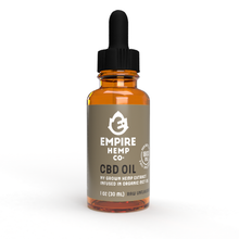 Load image into Gallery viewer, Empire Hemp Co. - Hemp CBD Oil 1800 mg Raw