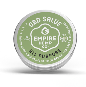 Empire Hemp Co. - All Purpose CBD Salve 1oz 400mg
