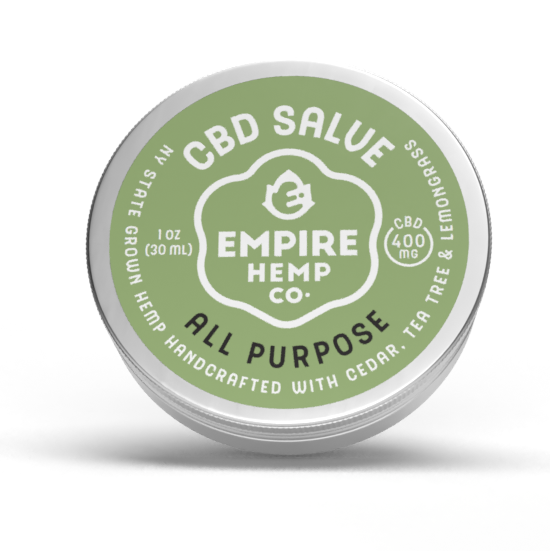 All Purpose CBD Salve 1oz 400mg