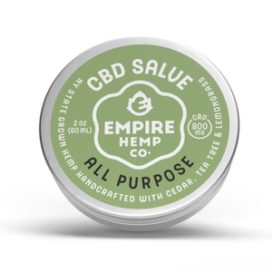 All Purpose CBD Salve 2oz 800mg