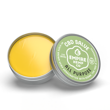 Load image into Gallery viewer, All Purpose CBD Salve 2oz 800mg