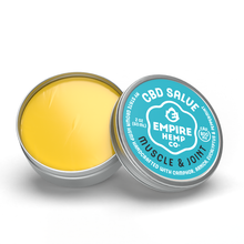 Load image into Gallery viewer, Empire Hemp Co. - Muscle and Joint CBD Salve 2oz 800mg