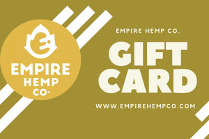 Empire Hemp Co. Gift Card