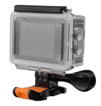 KrakenCam™ 4K Ultra Hd Sports Action Camera With Remote