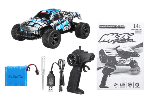 BeastSlayer™ RC Car Offroad Truck 2WD