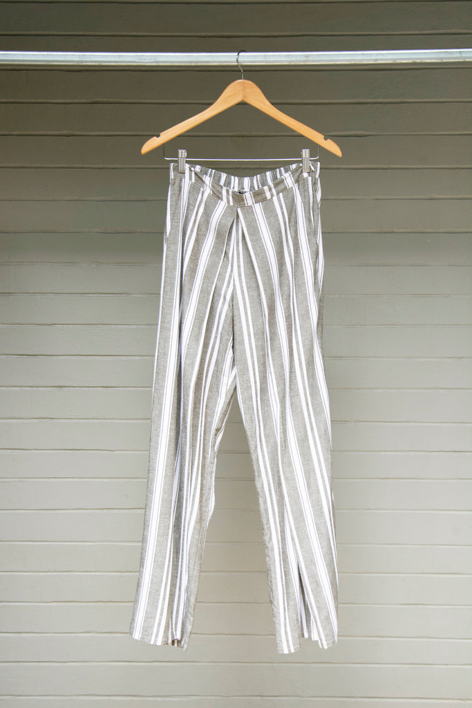 Fern Striped Pants