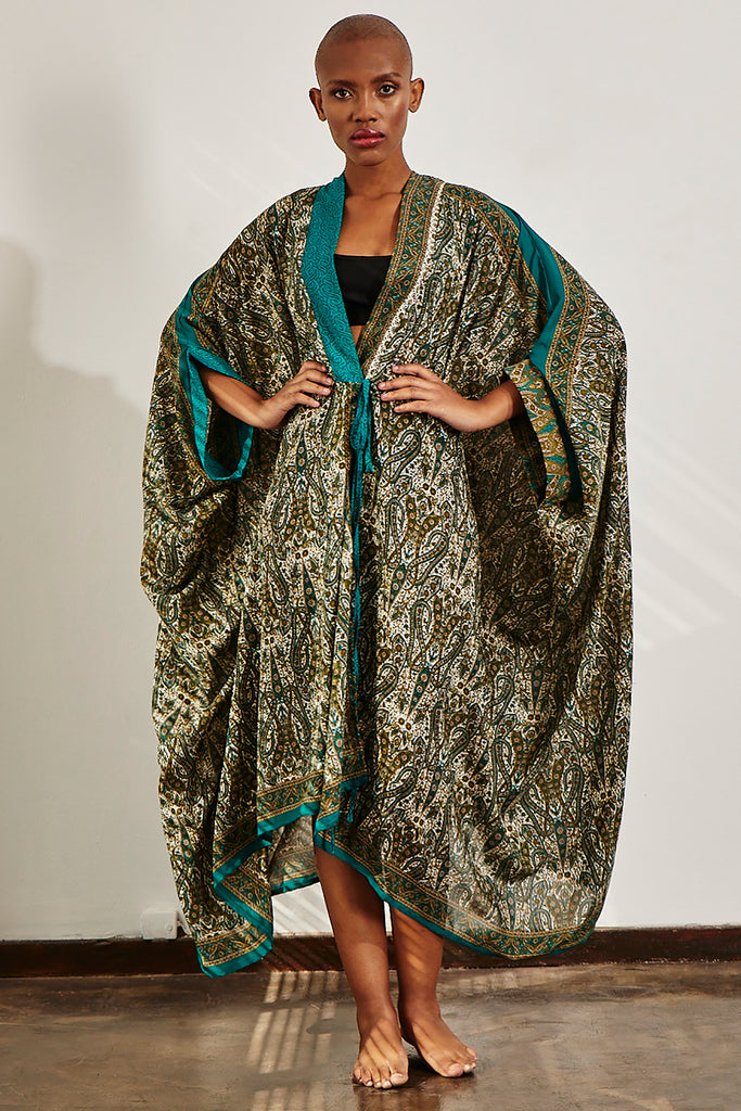 Farida Holiday Wrap