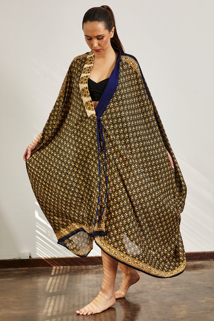Bhavini Holiday Wrap