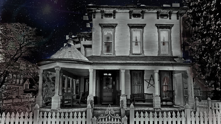Ghost Hunt - Asher Walton House - Halloween Event - Oct. 30-31st 2020