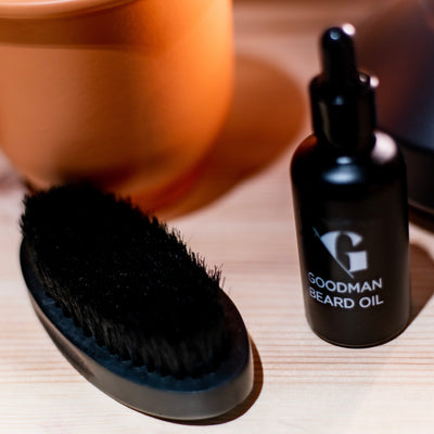 GOODMAN BEARD CARE BRUSH CAPSULE
