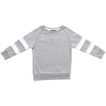 Cool Grey Pullover Sweatshirt - Gianni&Guys Closet
