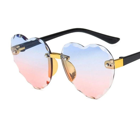 Show Me Your Heart Sunglasses - Gianni&Guys Closet