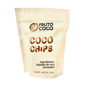 Chips de Coco x 100g (pack x 3)
