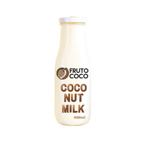Coconut Milk FRUTOCOCO x 400ml