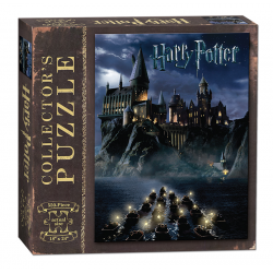 550pc PUZZLE - WORLD OF HARRY POTTER