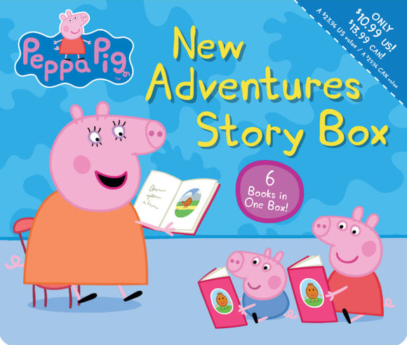 Peppa Pig: New Adventures Story Box