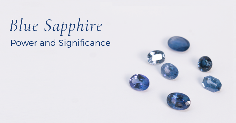 Blue Sapphire - Power & Significance of Color