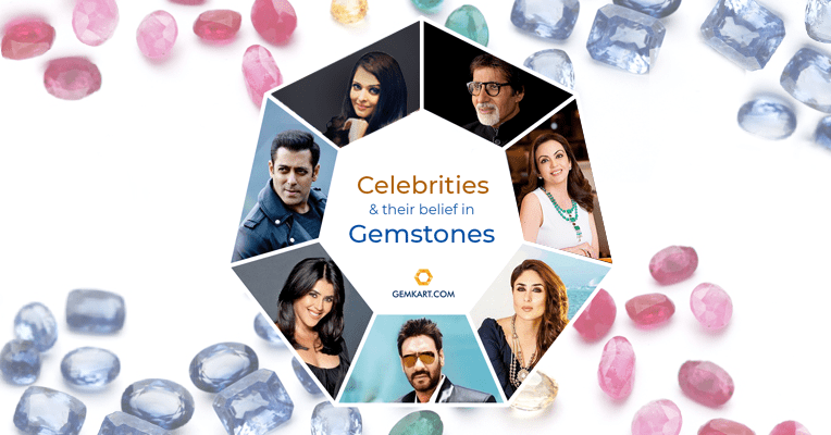 Bollywood Celebrities and their Belief in Gemstones