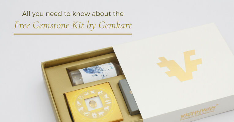 All you need to know about the Free Gemstone Kit by Gemkart
