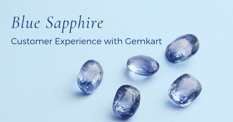 Customer Experience with Blue Sapphire
