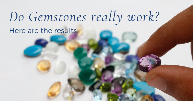 Do gemstones really work? Here are the results