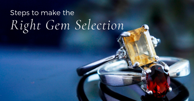 5 Steps to Purchase Natural Gemstones