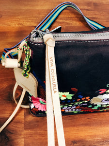 Embroidered Cross Body/Shoulder Bag