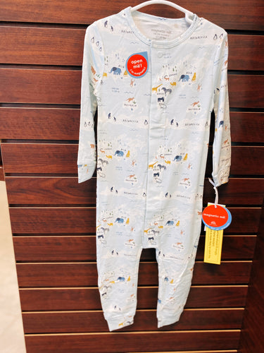 Sea the World MagneticMe Coverall