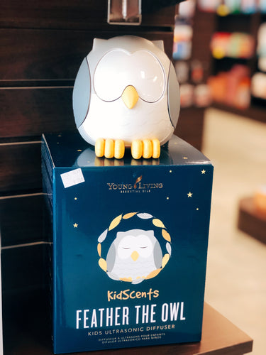 KidScents Feather the Owl Diffuser