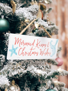 Mermaid Kisses & Christmas Wishes