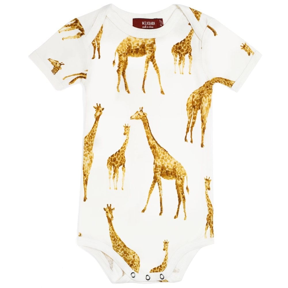 Bamboo Giraffe One Piece