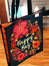 "Load image into Gallery viewer, ""Happy Bag"" Tote"