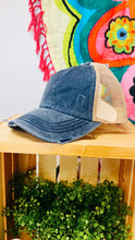 Load image into Gallery viewer, Washed Denim CC Hat