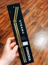 Load image into Gallery viewer, Corkcicle Metal Straws