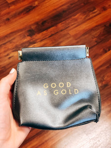 Karma Coin Purse/Accessory Bag