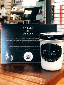 Antler & Oyster—Into the Wild