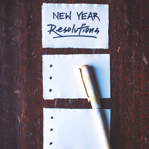 I was never a fan of New Year's Resolutions - until now.
