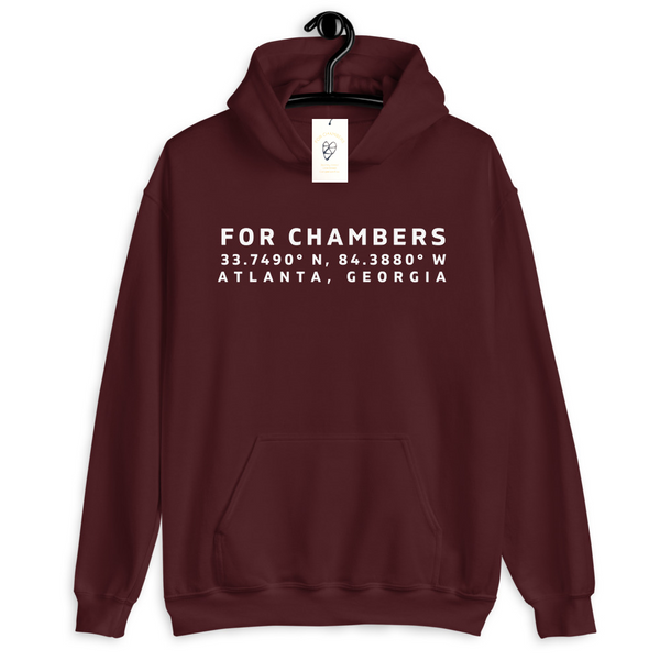 For Chambers Hometown Hoodie