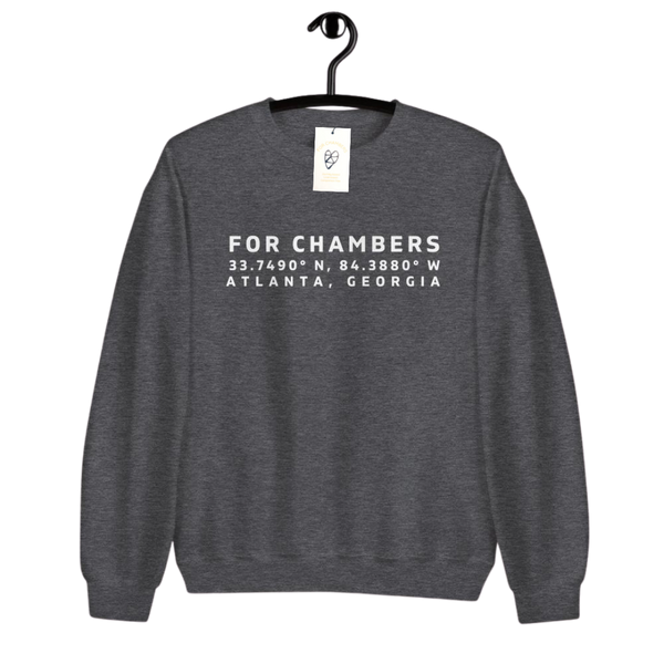 For Chambers Hometown Sweatshirt