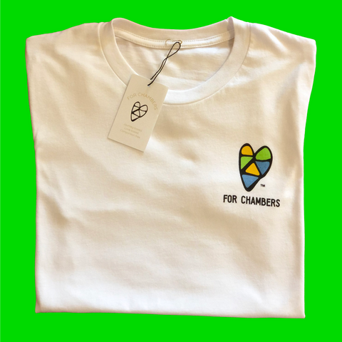For Chambers Logo Shirt